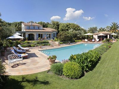 Photo for Splendid Villa near Valbonne in a Peaceful and Secure private domain.