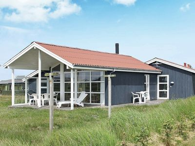 Photo for Modern Holiday Home in Løkken with Roofed Terrace