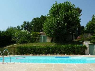 Photo for Villa whith swimming pool in OPIO near Antibes, Cannes, Grasse