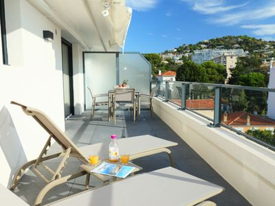 Photo for Apartment Secret Garden in Cannes - 2 persons, 1 bedrooms