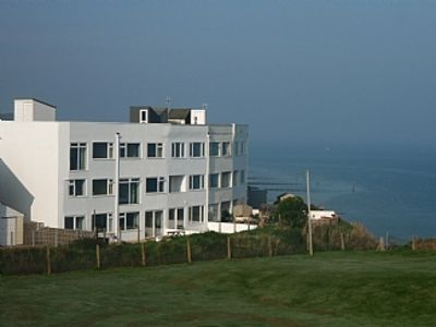 Photo for Queen Mary House: Very large holiday home with superb sea views