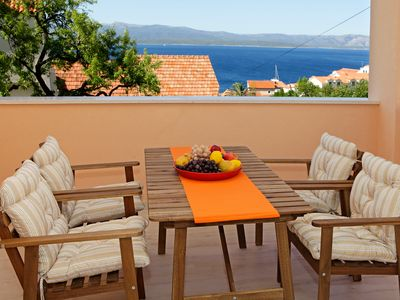 Photo for Adults only Iris 1✶2 BR✶sea view✶free pick up✶parking
