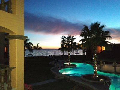 Photo for BEACH 2-Storey Condo * SAN CARLOS, Sonora, Mexico * Pets Allowed