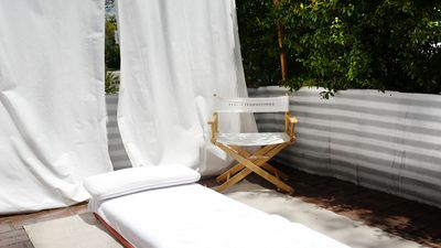Photo for Bright Beverly Hills hideaway - Walk to Rodeo Drive  - Private Patio