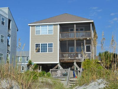 Photo for Ocean Echo - Oceanfront in Garden City Beach