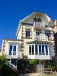 The minute we arrived, the warmth and beauty of this charming Normandy seaside villa embraced us.