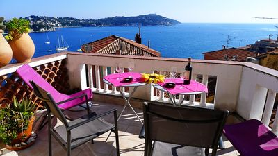 Photo for LE BELVEDERE AP1059 by RIVIERA HOLIDAY HOMES - Apartment for 4 people in Villefranche-sur-Mer