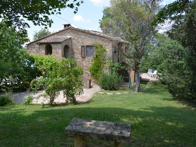Photo for 2BR Cottage Vacation Rental in Radicondoli