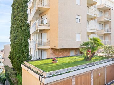 Photo for Cosy Apartment in Sanremo with Balcony
