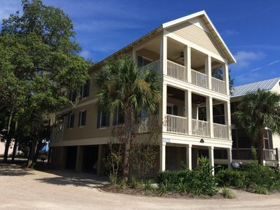 Fishers Cove at Steinhatchee Landing Resort - scallop dates available!