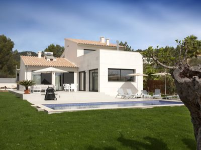 Photo for COZY HOLIDAY VILLA IN THE HEART OF MALLORCA