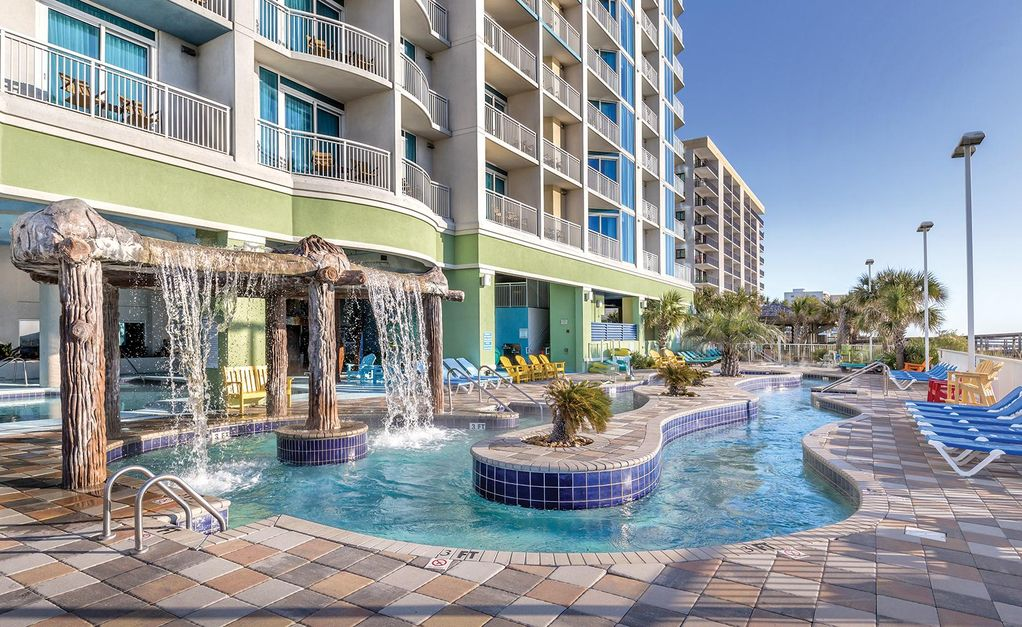 Myrtle Beach Sc 3 Bedroom Deluxe