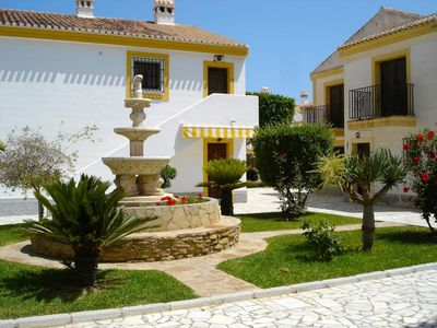Photo for Apartment just 50m from the beach of Las Marinas, Vera Playa