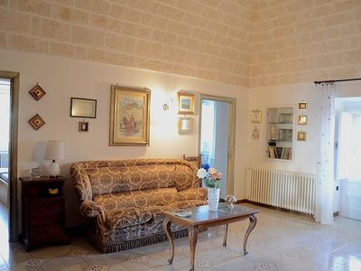 Photo for Apartment in San Vito dei Normanni with Internet, Parking, Terrace, Garden (127495)