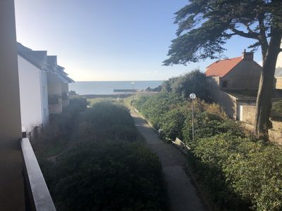Photo for SAINT MARC SUR MER APPT T2 DIRECT ACCESS BEACH WITH BEAUTIFUL BALCONY SEA VIEW
