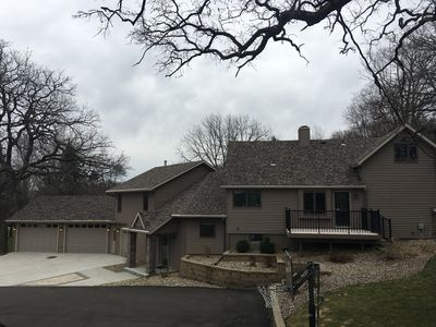 Photo for Tranquil and expansive home less than 10 minutes from Mayo Clinic