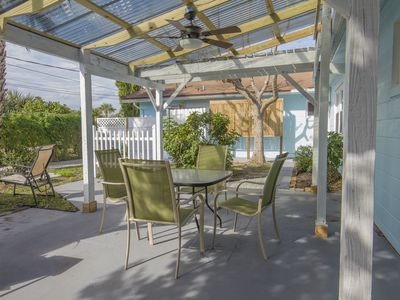 Photo for Charming Beach Cottage ~ Only 5 minutes to Historic Downtown!