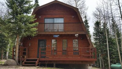 Photo for Rue Jolley Retreat - Centrally Located in Brian Head - Great Wooded Private Lot