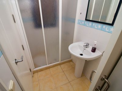 Photo for Duplex Bahía Meloneras with Free Wifi and private Garden
