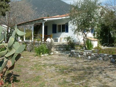 Photo for Galinotis - House with garden - Marathias - Skaloma