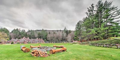 Photo for Jamaica Townhome w/ Pool - Mins to Stratton Mtn!