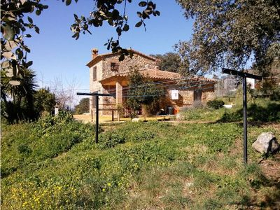 Photo for COUNTRY HOUSE IN THE SIERRA DE ARACENA. CORTEGANA