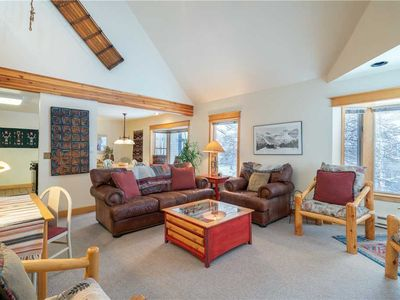 Photo for Spacious Ski Lodge on Telluride's West End