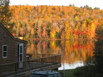 Photo for Four Season House - Lake Frontage and Private Dock
