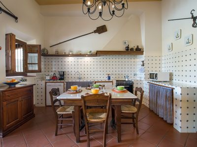 Photo for Apartment in the Heart of Chianti