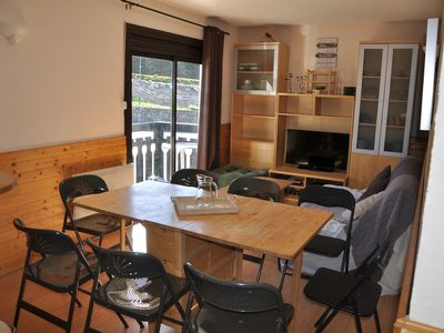 Photo for St Lary-Soulan, PLA D'ADET apartment on the slopes, exposure full su