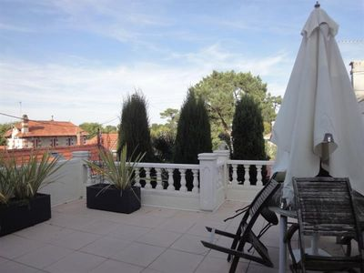 Photo for Villa Arcachon, 3 bedrooms, 7 persons
