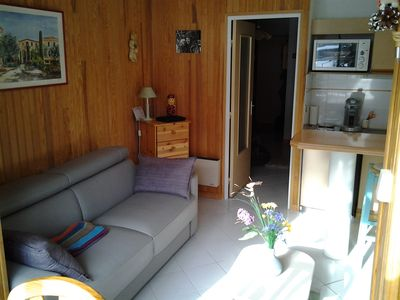 Photo for Studio All Comfort 25m2 near the slopes
