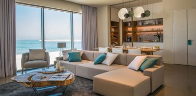 Nikki Beach Resort & Spa Living And Dining Room