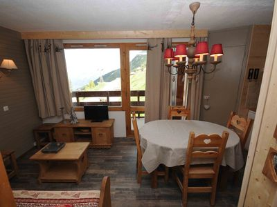 Photo for APARTMENT 28 M2 BEAUTIFUL PLAGNE 2 ROOMS FOR 5 PEOPLE AT THE FOOT OF THE SLOPES
