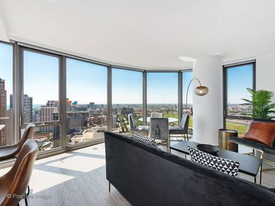 Photo for New! Ultra Luxury 2BR Apt in South Loop by Domio