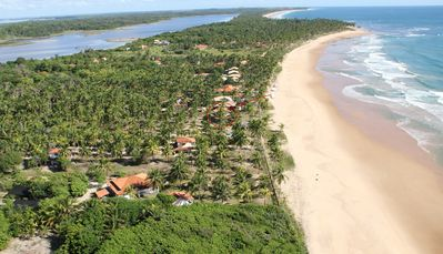 Photo for Badaoca - House by the sea in the Peninsula of Maraú