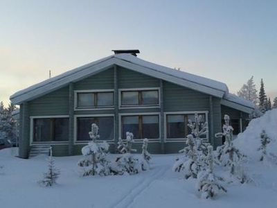 Photo for Vacation home Myllykaltio 361 in Äkäslompolo - 6 persons, 1 bedrooms