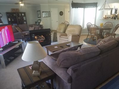 Photo for Entire Gated 2BR Townhouse Close to Everything!