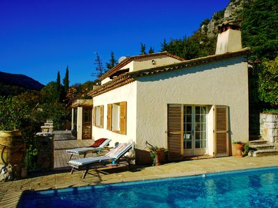 Photo for Outstanding Provençal Villa with Spectacular Views Available All Year