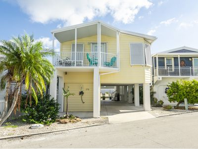 Photo for VO 173 2 Bed 2 Bath Silt Canal-Front, Ocean View