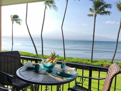 Enjoy this view with your morning coffee!
