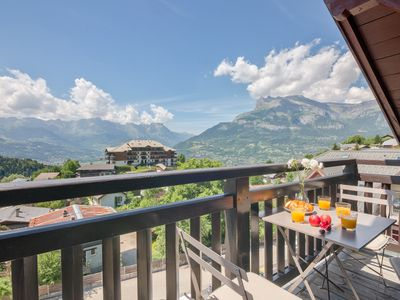 Photo for 1BR Apartment Vacation Rental in Saint Gervais Les Bains