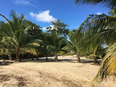 Private Beach located directly across from Kat Kasa