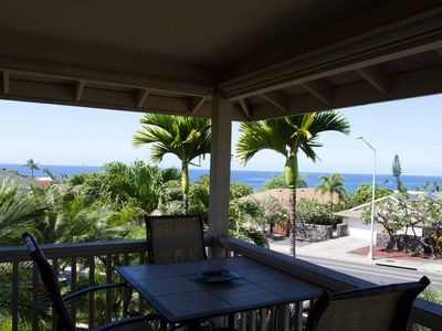 Photo for 3 beds/2 bath: Great Views/Minutes from Beach *Central Air