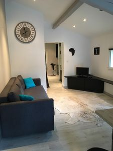 Photo for Peaceful apartment close to all the most beautiful beaches of the Landes