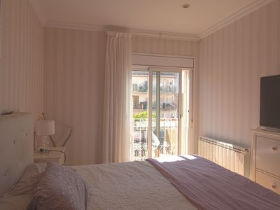 Photo for Peaceful 2 bedroom apartment behind the church