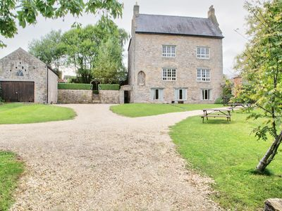 Photo for 800 Year Old Manor House, Holiday Home, Stay in Luxury.