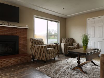Photo for Beautiful Private 2 BD Unit fully furnished;Close to everything on the Westside