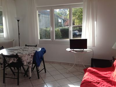 Photo for rental apartment T2 Arcachon Ground floor in small residence