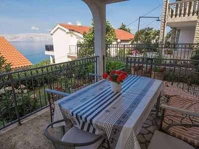 Photo for Holiday apartment Senj for 4 - 6 persons with 2 bedrooms - Holiday house